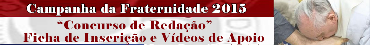 Concurso Redação Cf 2015