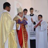 Instituicao da Paroquia Sao Joao Evangelista